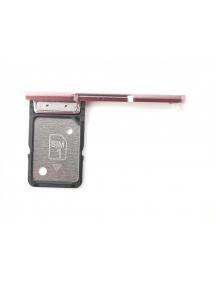 Zócalo de SIM Sony Xperia XA2 H4113 rosa