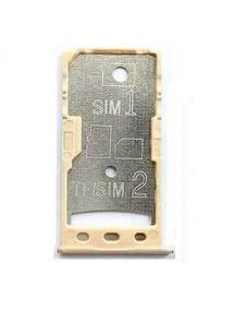 Zócalo de SIM + SD Xiaomi Redmi 5A dorado