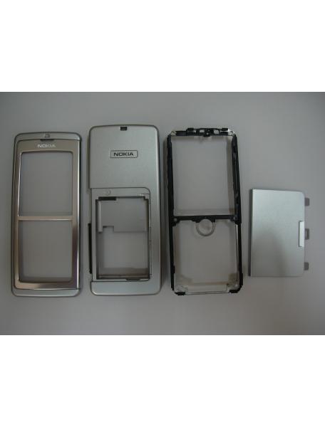 Carcasa Nokia E60 - TECNOPHONIA
