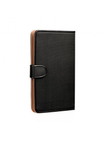 "Funda libro tablet Fancy universal 7"" - 8"" negra"