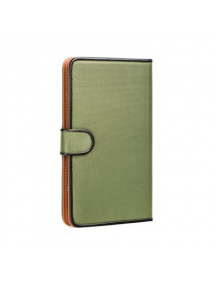 "Funda libro tablet Fancy universal 7"" - 8"" verde"