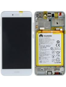 Display Huawei Ascend P8 lite 2017 blanco