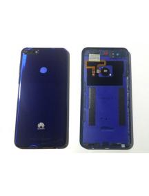 Carcasa trasera Huawei Y7 2018 azul