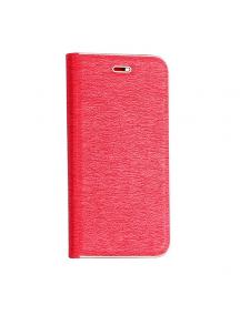 Funda libro Vennus Huawei P20 Lite roja