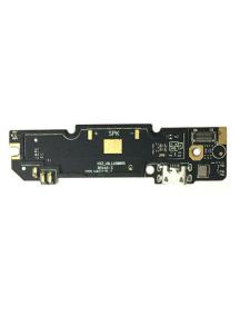 Placa de conector de carga Xiaomi Note 3