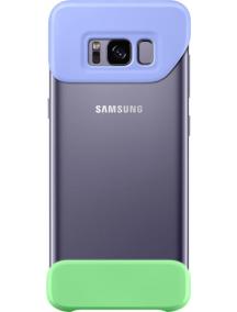 Protector rígido Samsung EF-MG950CVE Galaxy S8 G950 violeta