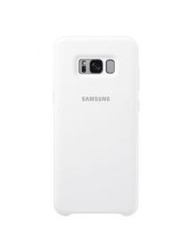 Funda TPU Samsung EF-PG955TWE Galaxy S8 Plus G955 blanca