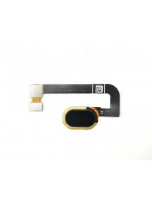 Cable flex de lector de huella digital Lenovo Moto G5s Plus negro