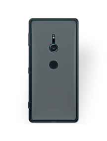 Funda TPU Matt Sony Xperia XZ2 H8266 negra