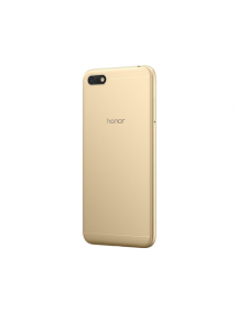 Carcasa trasera Honor 7S - Huawei Y5 2018 dorada