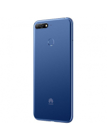 Carcasa trasera Huawei Y6 2018 Prime - Honor 7A azul