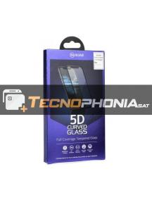 Lámina de cristal templado Roar Full Glue 5D Samsung Galaxy S9 G960 transparente