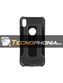 Funda TPU Forcell Armor iPhone XS Max negra