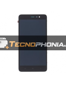 Display Xiaomi Redmi Note 3 negro (Service Pack)