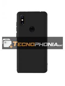 Funda TPU Matt Xiaomi Redmi S2 negra