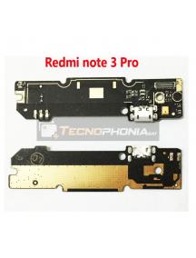 Placa de conector de carga Xiaomi Note 3 Pro