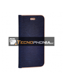 Funda libro Vennus Xiaomi Redmi 5 azul