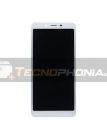 Pantalla LCD display Xiaomi Redmi 6 - 6A blanco (Service Pack)