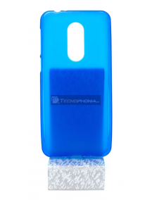 Funda TPU Alcatel 5 azul