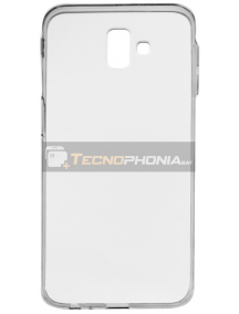 Funda TPU Samsung Galaxy J6 Plus J610 transparente