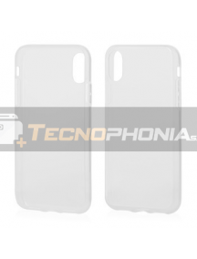Funda TPU Clear Pro iPhone XR transparente