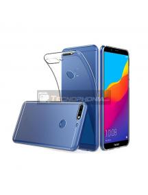 Funda TPU slim Huawei Honor 7A - Y6 2018 transparente