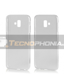 Funda TPU Clear Pro Samsung Galaxy J6 Plus J610F transparente
