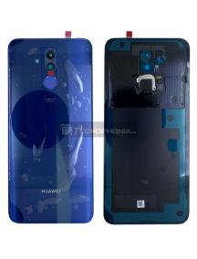 Tapa de batería Huawei Mate 20 lite azul
