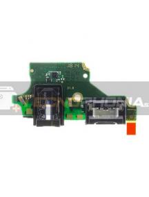 Placa de conector de carga Huawei P20 lite