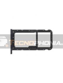 Zócalo de SIM + SD Huawei P20 lite negro