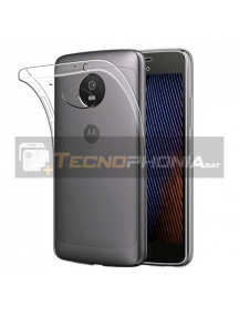 Funda TPU slim Motorola G5s XT1794 transparente