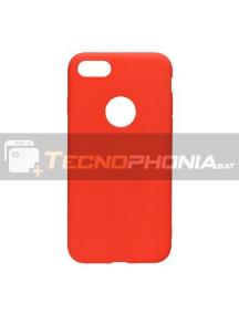 Funda TPU Forcell soft magnet Xiaomi Pocophone F1 roja