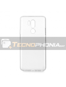 Funda TPU 0.5mm LG G7 ThinQ transparente