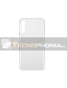 Funda TPU 0.5mm Samsung Galaxy A7 2018 A750 transparente