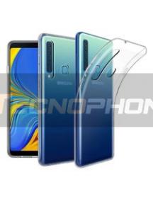 Funda TPU 0.5mm Samsung Galaxy A9 2018 A920 transparente