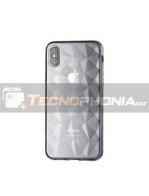 Funda TPU Forcell Prism Samsung Galaxy A9 2018 A920 transparente