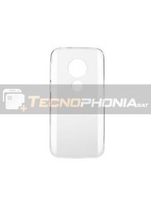 Funda TPU slim Lenovo Moto E5 Play Go transparente