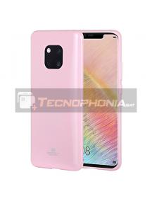 Funda TPU Goospery Huawei Mate 20 rosa claro