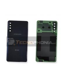Tapa de batería Samsung Galaxy A7 2018 A750F negra