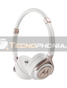Auriculares bluetooth Motorola Pulse 2 blanco