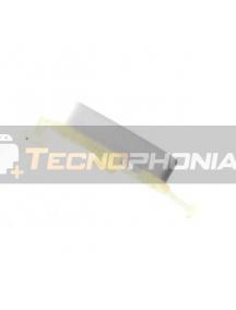 Botón de encendido externo Samsung Galaxy Tab 4 10.1 T530 blanco
