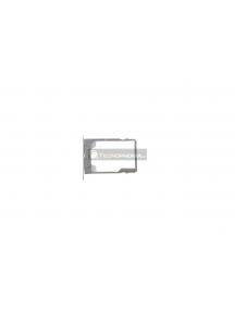Zócalo de tarjeta de memoria micro SD Nokia 3.1 2017 (TA-1063 - TA-1057) plata