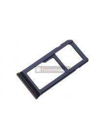 Zócalo de SIM + micro SD Nokia 8 Dual Sim (TA-1004) azul