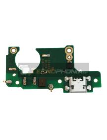 Placa de conector de carga Nokia 5.1 2018 (TA-1075 - TA-1061)