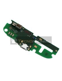 Placa de conector de carga Nokia 1 (TA-1047 - TA-1060)