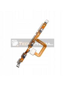 Cable flex de botones laterales de volumen y encendido Nokia 6 2017