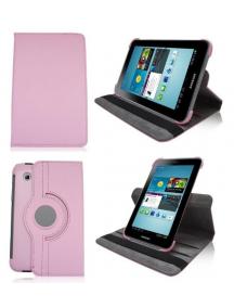 """Funda rotatoria Huawei Mediapad T3 10"""" rosa"""
