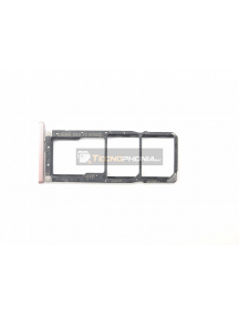 Zócalo de SIM + micro SD Xiaomi Redmi S2 rosa