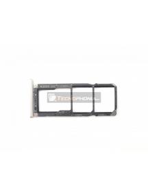 Zócalo de SIM + micro SD Xiaomi Redmi S2 dorado