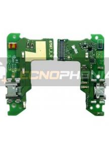 Placa de conector de carga Huawei Y6 2018 - Honor 7A